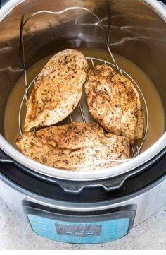 The Best Instant Pot Chicken Breast Recipe