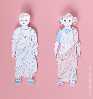 История появления брюк evolution of clothes