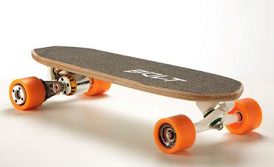 Papan Skateboard Elektrik