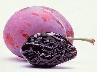 prune / plum