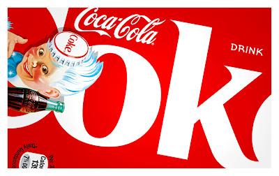 Hermosos diseños retro de Coca-Cola
