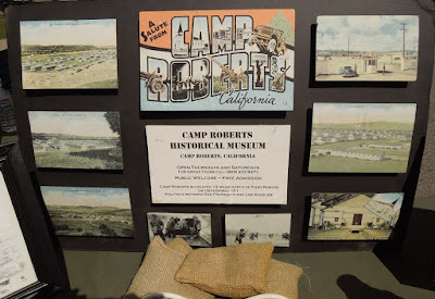 Pictorial Display of Camp Roberts, © B. Radisavljevic