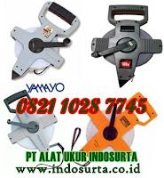 Jual meteran yamayo 50 M /100M | Indosurta Group