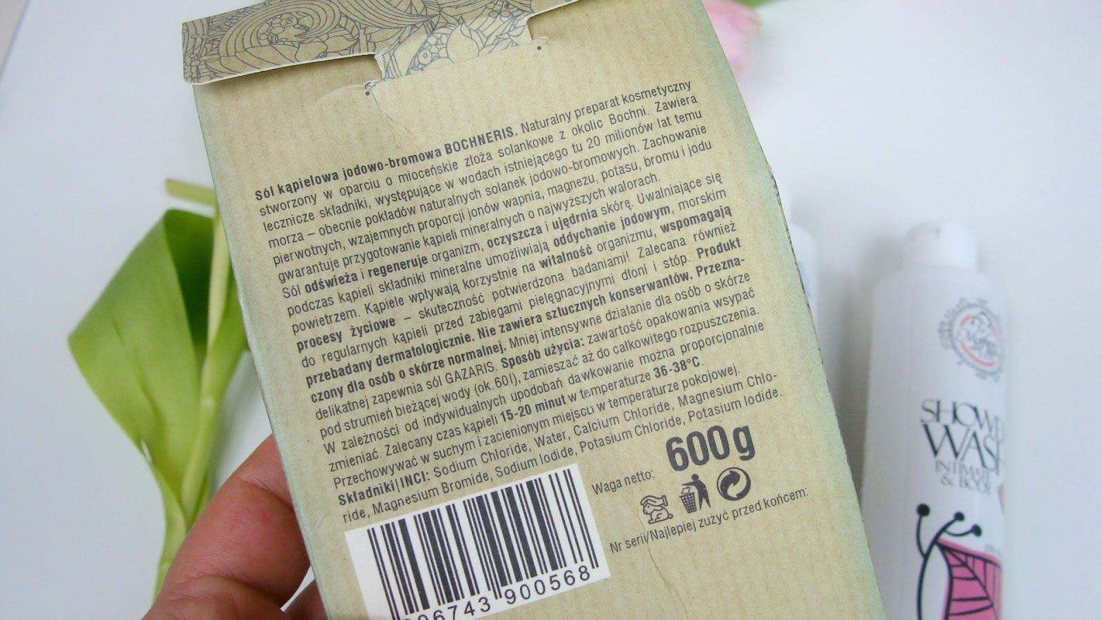 Bionigree szampon i odżywka, hristina mother and baby, kosmetyki bionigree, kosmetyki hristina, dezodoranty pony hutchen, sól bocheńska bochneris