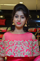 Naziya Khan bfabulous in Pink ghagra Choli at Splurge   Divalicious curtain raiser ~ Exclusive Celebrities Galleries 024.JPG