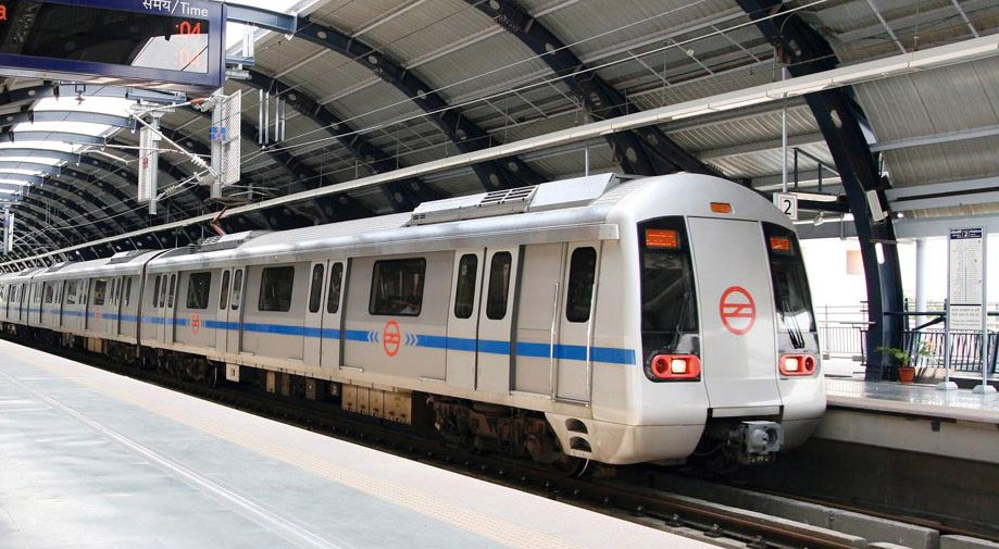 Trip through the Capital on the Delhi Metro