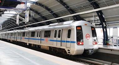 Trip through the Capital on the Delhi Metro