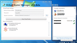 Virtual Router Manager