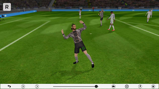 jersey batik dream league soccer