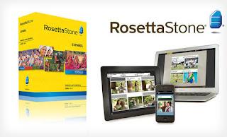 تحميل برنامج rosetta stone كامل مجانا