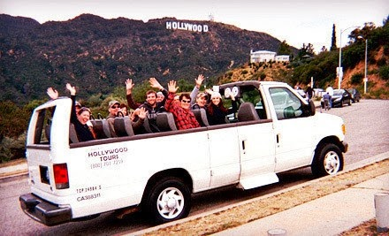 Discount To A Guided Bus Tour Through Hollywood And