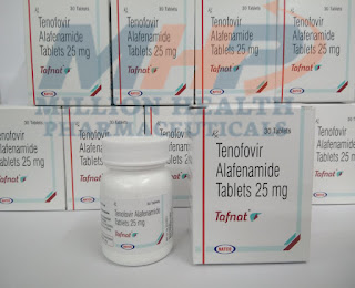 Tafnat  (Tenofovir alafenamide fumarate 25 mg ) for HIV treatment | hiv treatment