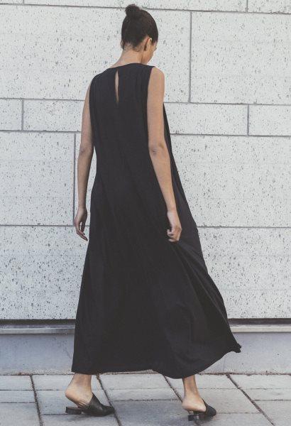 59d32e9faf20 Suki - en smuk og behagelig økologisk kjole fra Boob Design