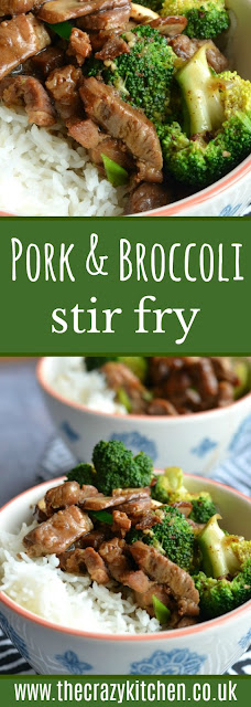 Crispy Pork & Broccoli Stir Fry