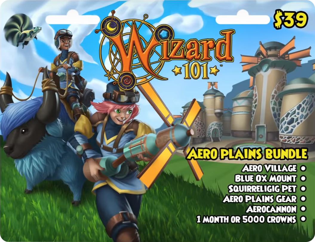 Wizard101 aero plains bundle swordroll 39 s blog - Wizard101 pics ...