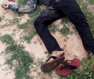 Homem é morto a tiros no interior da Paraíba