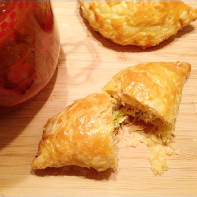 Voorkeur Pasteitjes met kip - Francesca Kookt &TX01