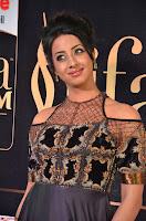 Sanjjanaa Galrani aka Archana Galrani in Maroon Gown beautiful Pics at IIFA Utsavam Awards 2017 12.JPG
