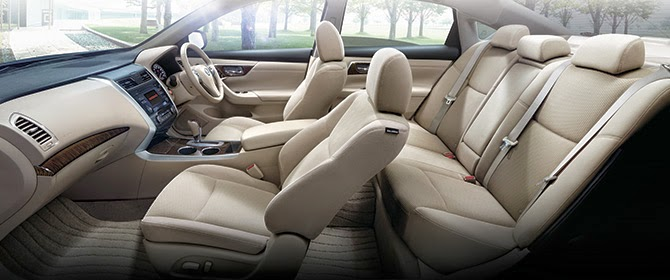 interior all new teana