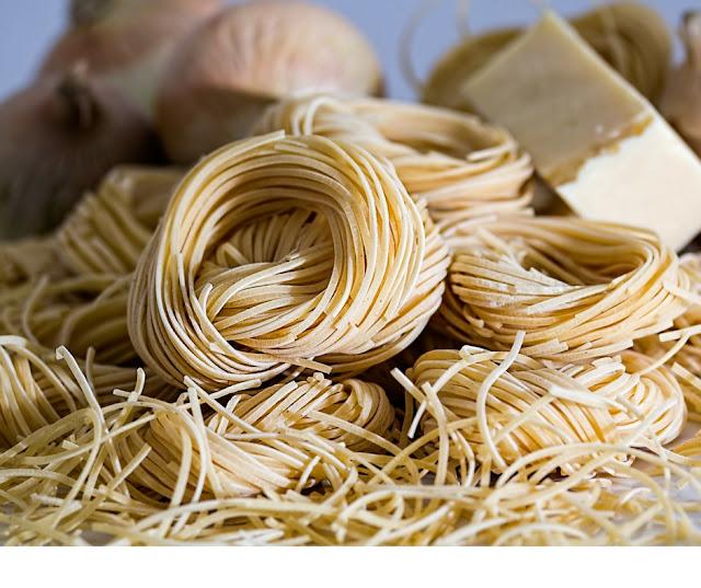 laboratorio di pasta a Trivigno
