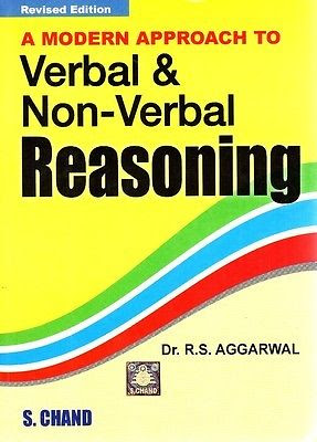 Download Free Verbal & Non-Verbal Reasoning by RS Aggarwal Book PDF