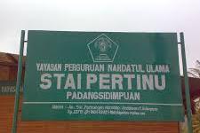 Pendaftaran Mahasiswa Baru (STAI PERTINU Padang Sidimpuan) 2021-2022