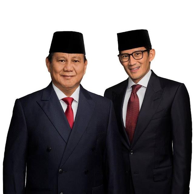 Surat Terbuka Prabowo untuk Seluruh Rakyat Indonesia