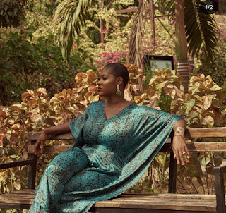 Mercy Johnson shares lovely new photos as she celebrates her birthday