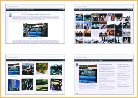 Gambar dan Keterangan Panduan Cara serta Tujuan dari Membuat Blog