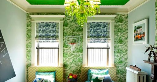 65 Perpaduan Warna Cat Plafon Dan Dinding