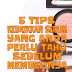 5 TIPS KEBAIKKAN SERUM YANG ANDA PERLU TAHU SEBELUM MEMBELINYA