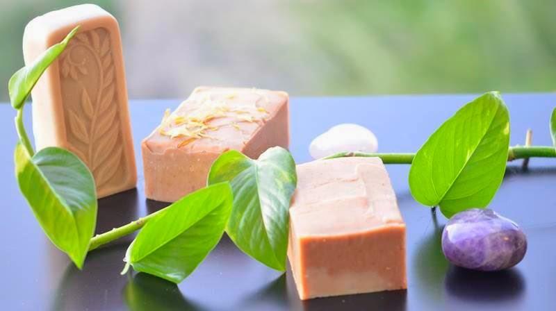 Receta jabón casero para piel con acné.