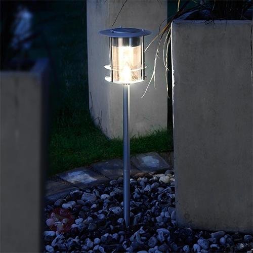 Lampe solaire de jardin design et de qualité