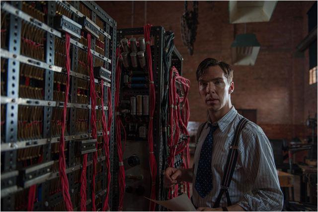 Candidato ao Oscar 2015 interpretou o matemático Alan Turing