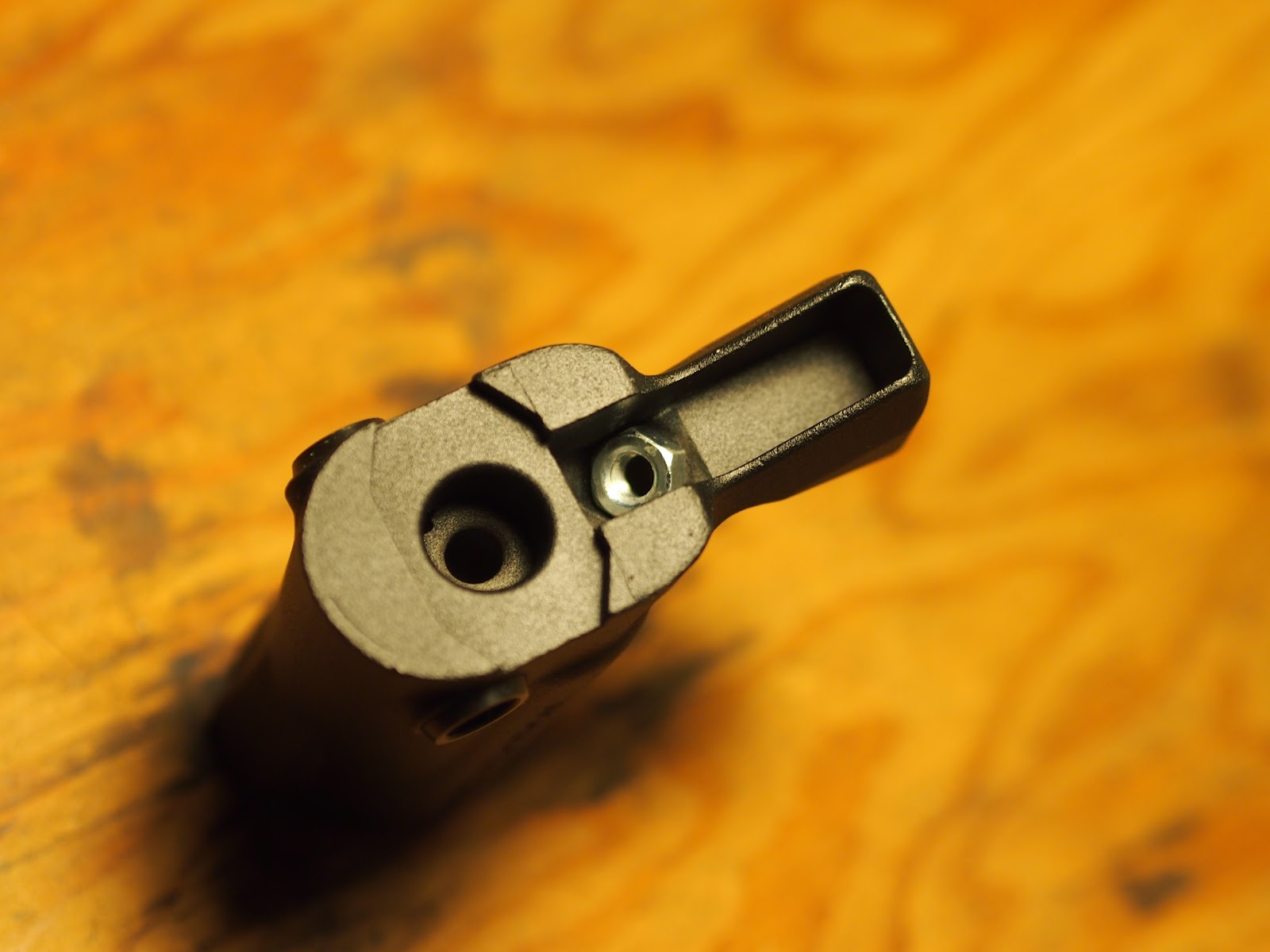 Mister Donut's Firearms Blog: Dominion Arms Grizzly 8 5
