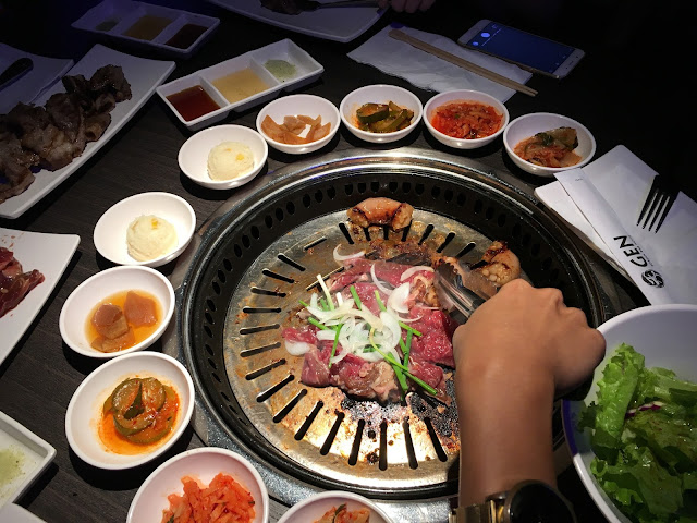 Gen Korean BBQ #GenPrimetime and #PrimeTimeFridays PROMOS