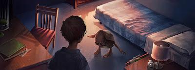 Dobby, l'elfo domestico (Momento 1)
