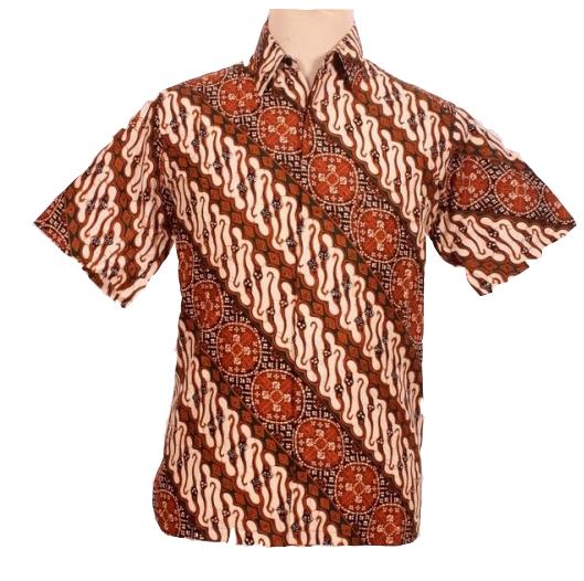 Gambar Baju Batik Kantor Pria: Gambar Model Baju Batik Pria Trendy