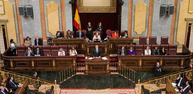 Congreso de los Diputados y Gobierno
