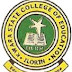 KSCE, Ilorin 2016/17 1st & 2nd Batch [NCE] Admission List Out