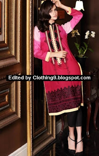 Firdous Kurti Collection 2015