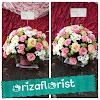 Bouquet Keranjang Bunga Lokal