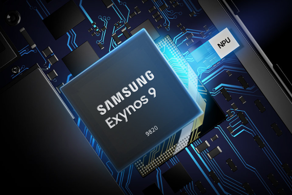 SAMSUNG Exynos 9 Series 9820 processor with On-device AI processing, 8K video recording and Mali-G76 GPU announced
