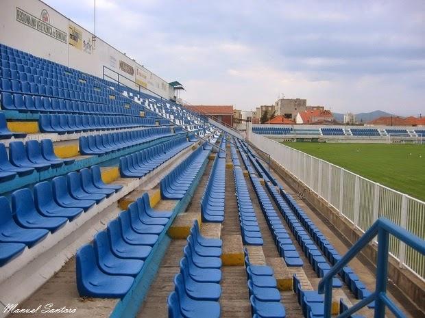 Zadar, stadio Stanovi