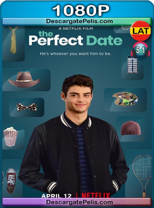 La Cita Perfecta (2019) [1080P] [WEB-DL] Latino Dual