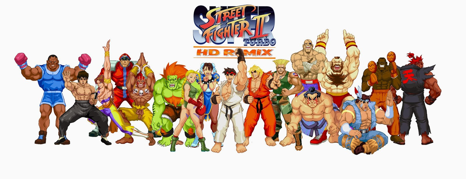 Street Fighter 2 Game Download For PC - Games Software And ...