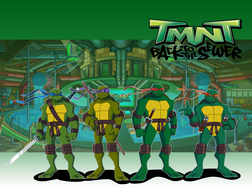 Saturday Mornings Forever Teenage Mutant Ninja Turtles 2003
