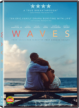 Waves [2019] [DVD R1] [Latino]