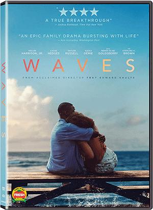 Waves [2019] [DVD R1] [Latino]