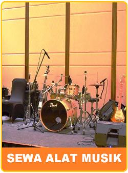 Sewa alat band